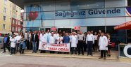 MESLEKTAŞLARINDAN ''DR. FİKRET HACIOSMAN TEPKİSİ''